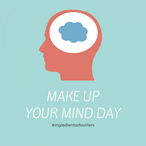 Make Up Your Mind Day-  5 Tips for Settling a Matter