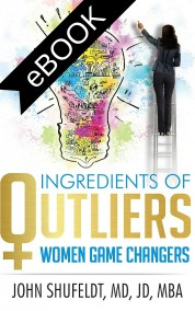 Ingredients of Outliers: Women Game Changers eBook