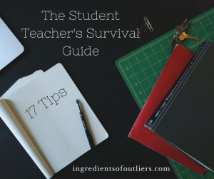 The Student Teacher's Survival Guide