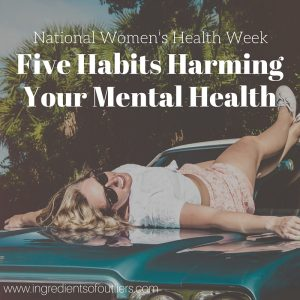 5 Crucial Mental Health Concerns for National Women's Health Week